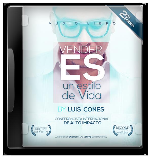 AudioLibro Luis Cones Vender ES un Estilo de Vida